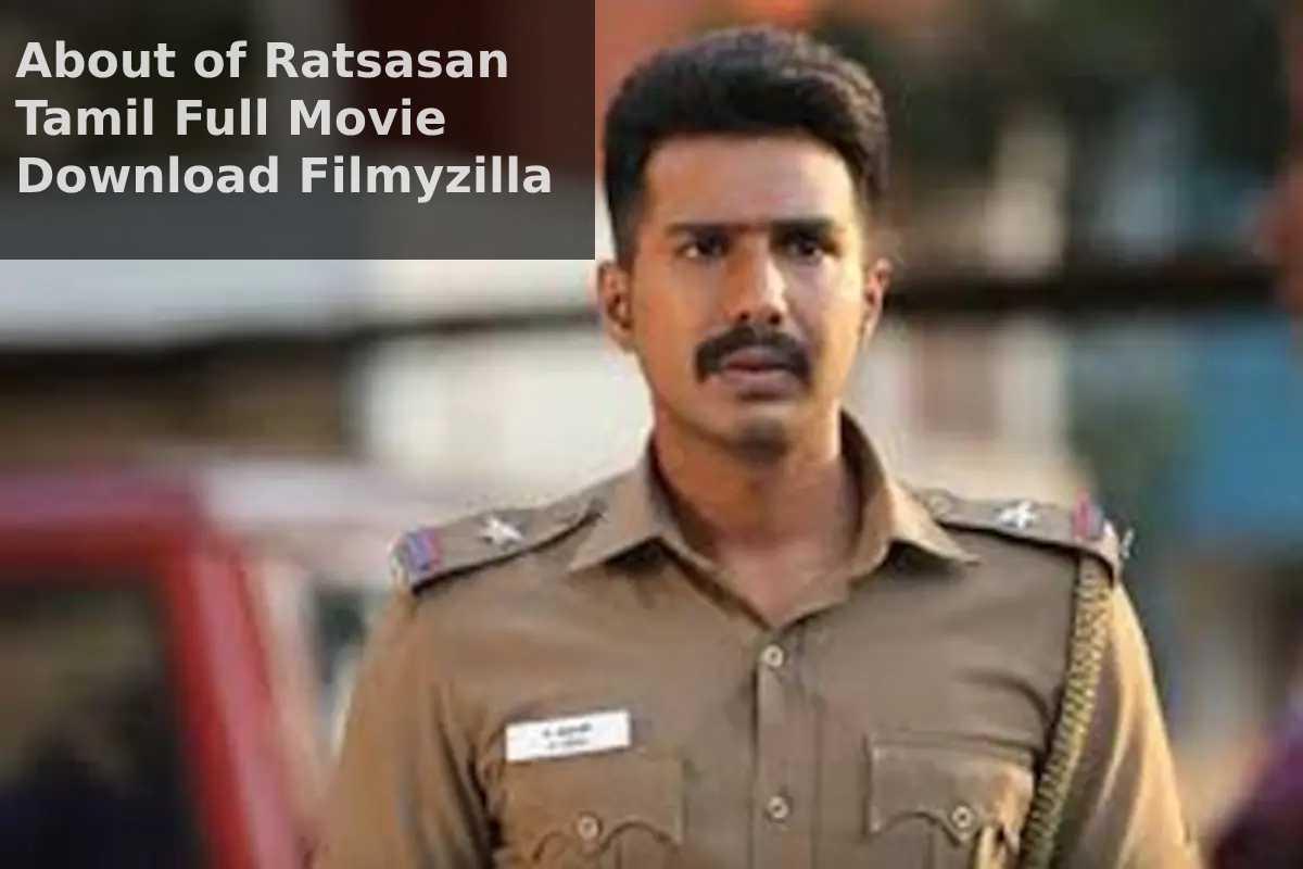 Ratsasan Tamil Full Movie Download Filmyzilla