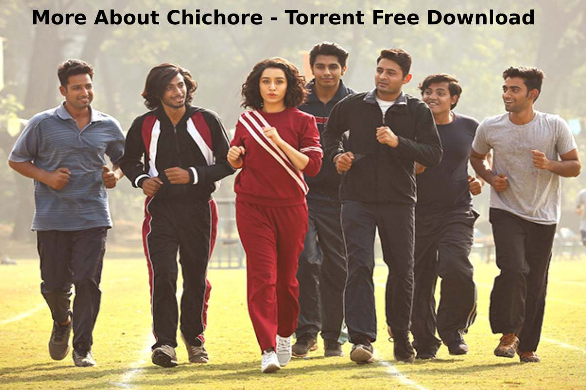 More About Chichore - Torrent Free Download