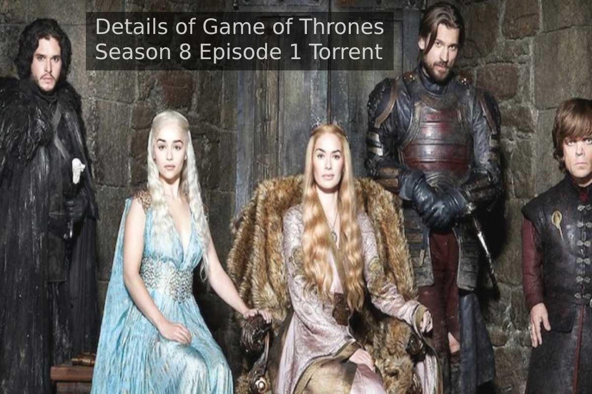 Game of Thrones Season 8 Episode 1 (2)