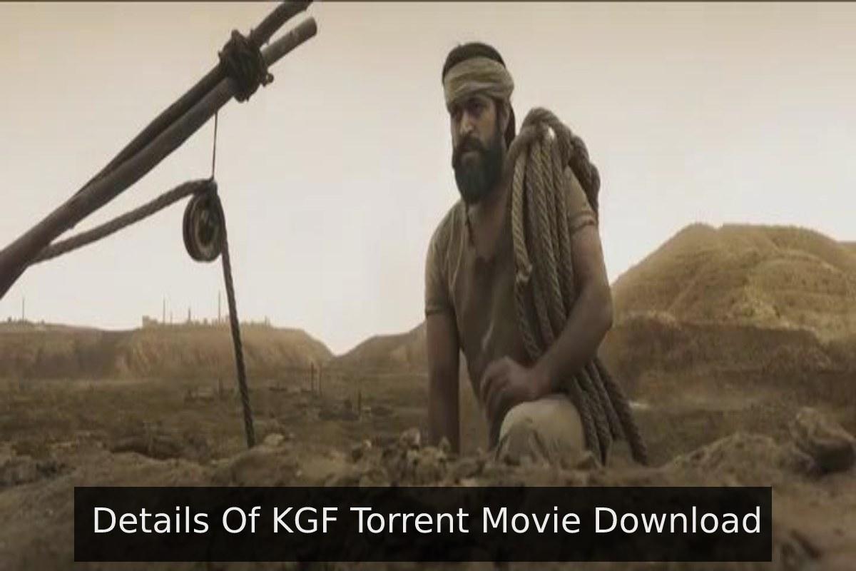 KGF Torrent Movie 1080p 720p Download