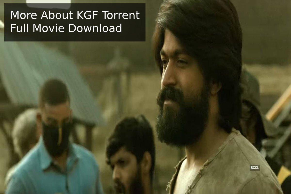 KGF Torrent Movie 1080p 720p Download)