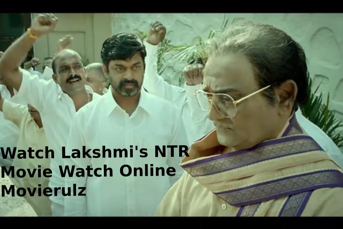 Lakshmi's NTR Movie Watch Online Movierulz (2)