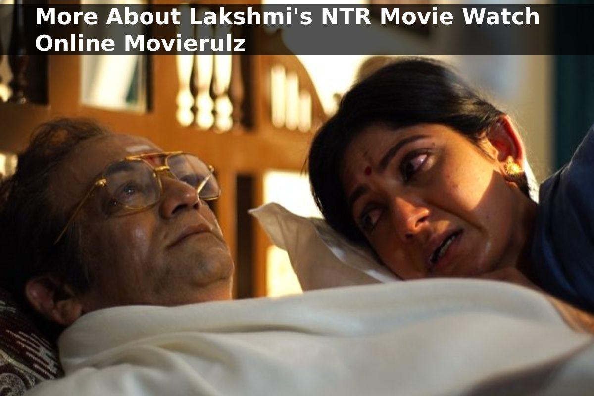 Lakshmi's NTR Movie Watch Online Movierulz (3)