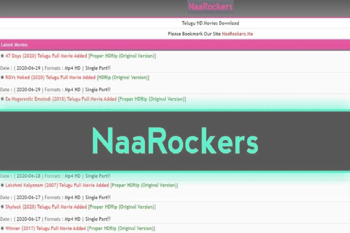 NaaRockers – Telugu HD, Tamil, Malayalam, Kannada Movies Download Illegal