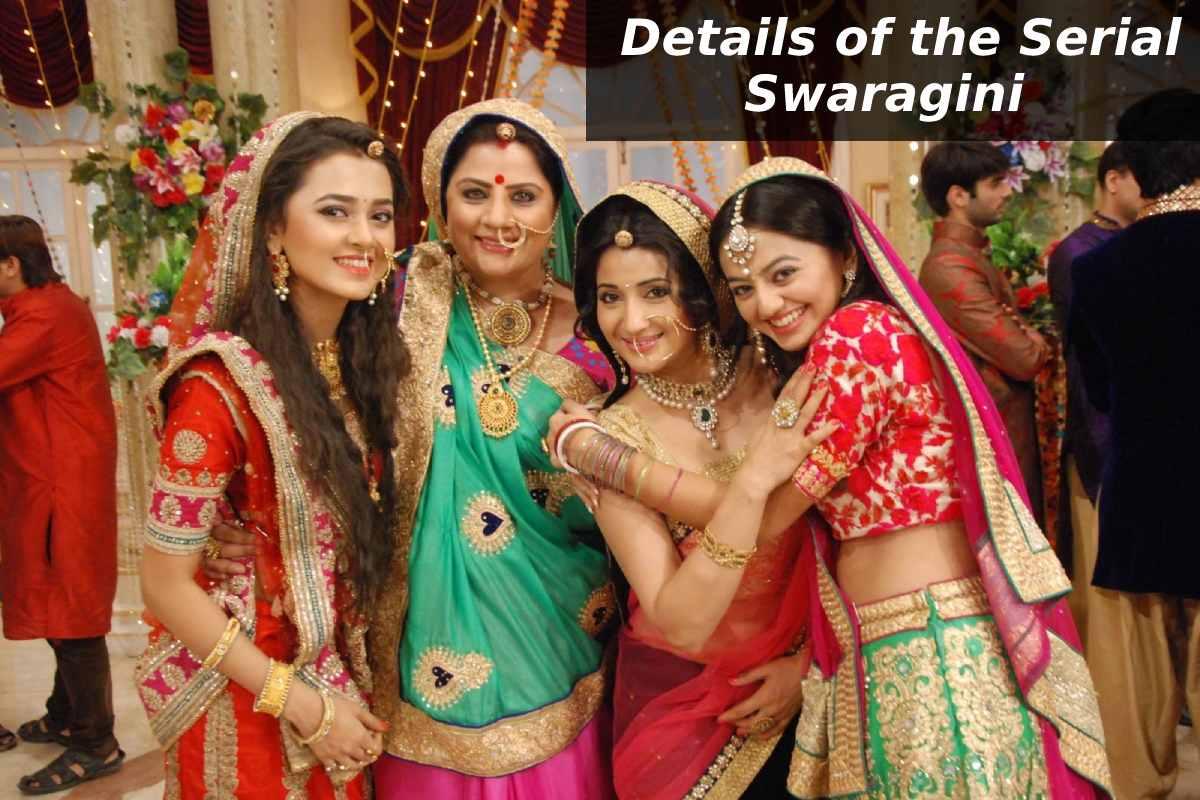 Swaragini (Jodein Rishton Ke Sur) – The Indian Drama (1)
