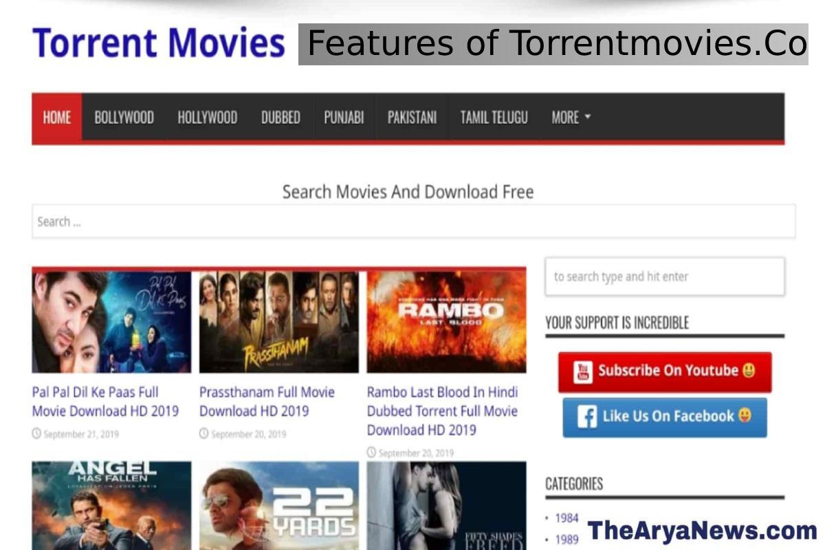 Torrentmovies Co